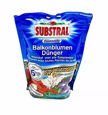 Substral Osmocote Balkonblumen Dünger, 750g